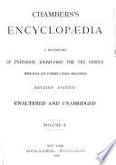 Chambers s Encyclopaedia Book
