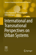 International and Transnational Perspectives on Urban Systems