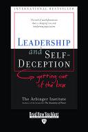 Leadership and Self deception