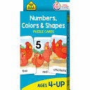 Numbers, Colors, and Shapes