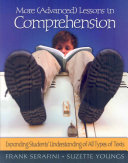 More  advanced  Lessons in Comprehension Book