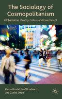 The Sociology of Cosmopolitanism Pdf/ePub eBook