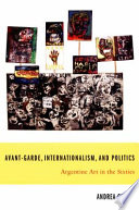 Avant-Garde, Internationalism, and Politics