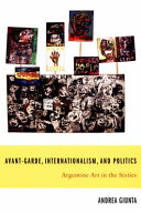 Avant Garde  Internationalism  and Politics