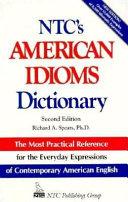 NTC s American Idioms Dictionary