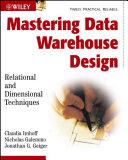 Pdf Mastering Data Warehouse Design
