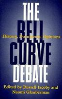 The Bell Curve Debate