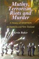Mutiny, Terrorism, Riots and Murder