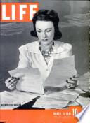 10 mär. 1941