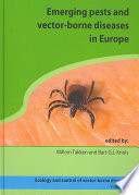 Emerging Pests And Vector Borne Diseases In Europe Book PDF