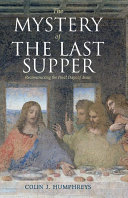 The Mystery of the Last Supper