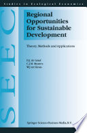 Regional Opportunities for Sustainable Development