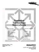 Assistive Technology Sourcebook Book