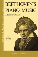Beethoven s Piano Music