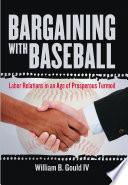 Bargaining with Baseball