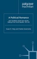 A Political Romance Pdf/ePub eBook