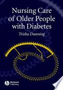 Nursing Care of Older People with Diabetes