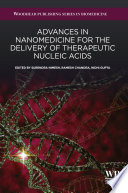 Advances in Nanomedicine for the Delivery of Therapeutic Nucleic Acids