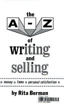 The A Z of Writing and Selling