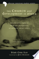 The Church And Development In Africa Second Edition