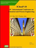ICheaP-10, 10th International Conference on Chemical and Process Engineering