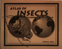 Atlas Of Insects On Stamps Of The World