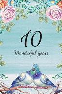 10 Wonderful Years