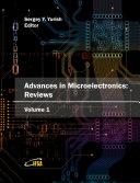 Advances in Microelectronics  Reviews   Vol 1