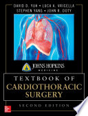 Johns Hopkins Textbook Of Cardiothoracic Surgery Second Edition Book PDF
