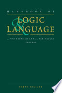 Handbook of Logic and Language Book