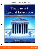 Law and Special Education  The  Enhanced Pearson Etext with Loose Leaf Version    Access Card Package