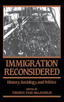 Immigration Reconsidered