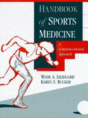 Handbook of Sports Medicine Book