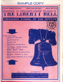 The Liberty Bell Book PDF
