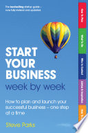 Start Your Business Week By Week Book