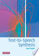 Text-to-Speech Synthesis