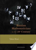 Russian Mathematicians in the 20th Century Book