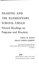 Reading and the Elementary School Child