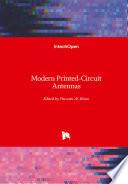 Modern Printed-Circuit Antennas
