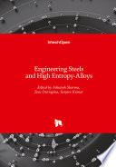 Engineering Steels and High Entropy-Alloys