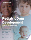 Pediatric Drug Development Book