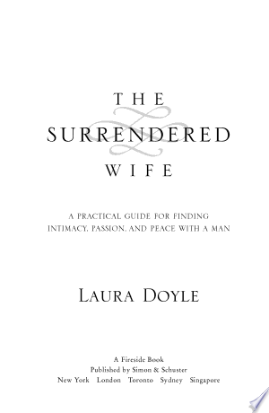 Download The Surrendered Wife Free Books - Dlebooks.net