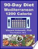 90 Day Mediterranean Diet   1200 Calorie