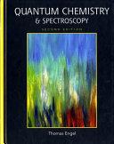 Quantum Chemistry Spectroscopy Book PDF