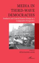 Media in third wave democracies