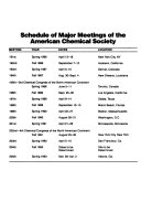 Abstracts of Papers   American Chemical Society Book
