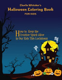 Charlie Whitaker s Halloween Coloring Books For Kids