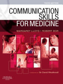 Communication Skills for Medicine E Book