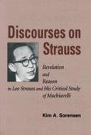 Discourses On Strauss