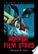 Horror Film Stars, 3d Ed.